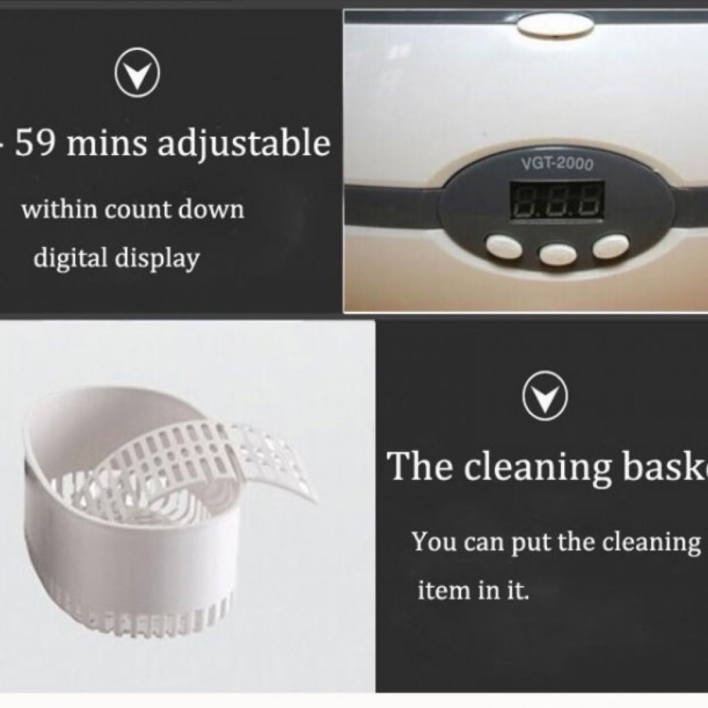 ультразвуковая очистка